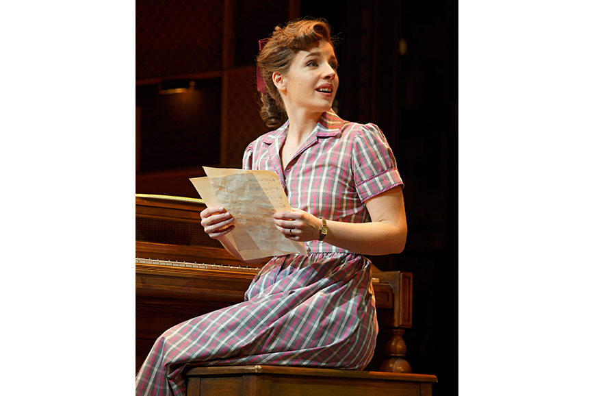 BEAUTIFUL Carole King Musical Broadway Image 11 871x578