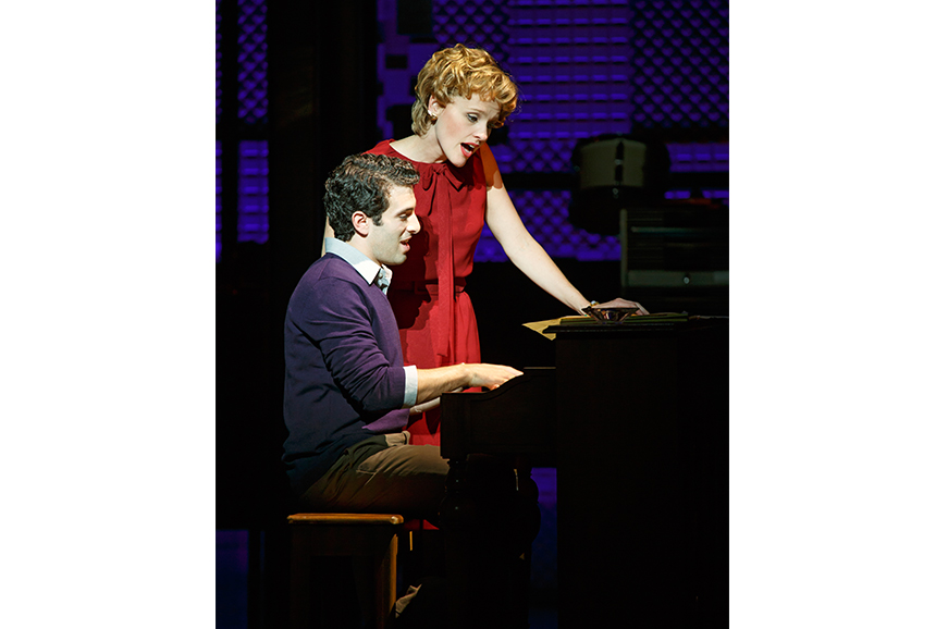 BEAUTIFUL Carole King Musical Broadway Image 14 871x578