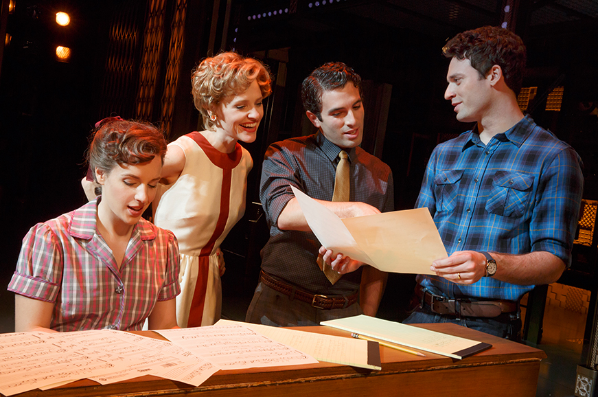 BEAUTIFUL Carole King Musical Broadway Image 17 871x578